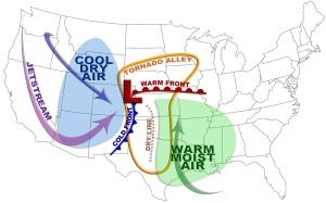 cartina tornado