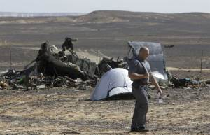 metrojet crash