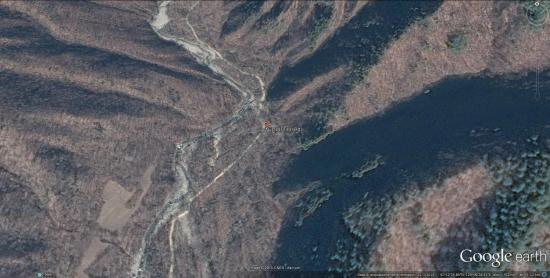 nuclear test road korea